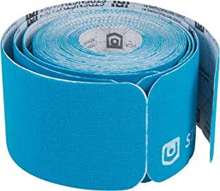 StrengthTape Precut Roll Kinesiology Tape - Blue