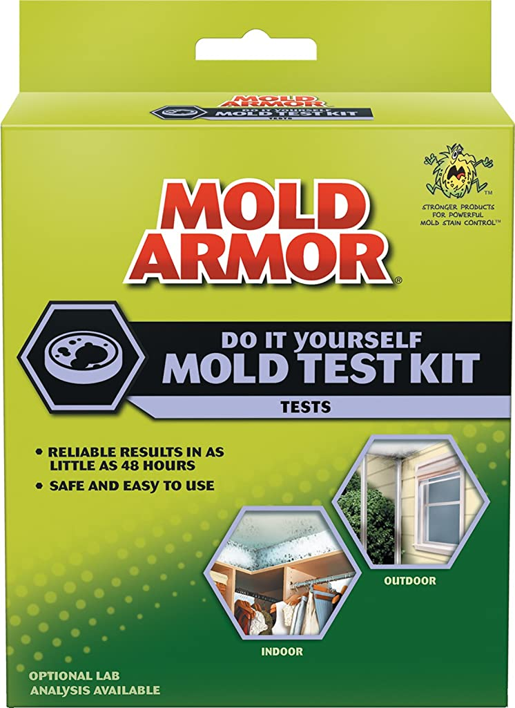 Mold Armor FG500 Do It Yourself Mold Test Kit
