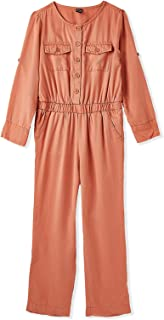 Iconic Straight Jumpsuit for Girls