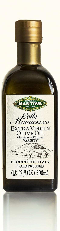 Colle Monacesco Extra Virgin half Olive Sales 17-Ounce Oil