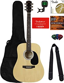 Best rogue ra-090 dreadnought acoustic guitar natural Reviews