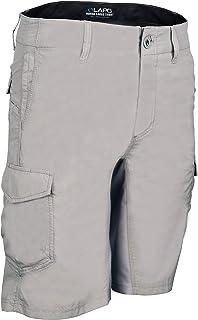 LA Police Gear 100% Rip-Stop Nylon Fabric Nomad Cargo Board Short