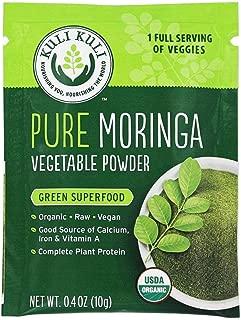 Kuli Kuli Mo Veggie Powder Pure Moringa, 0.35 oz
