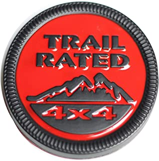 Best jeep trail rated badge Reviews