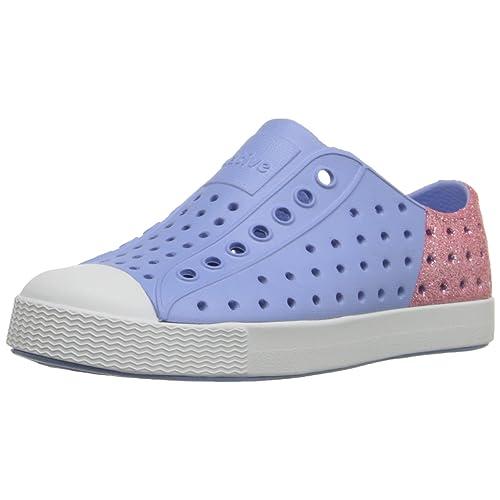 b6d877f1078df Native Jefferson Glitter Child Slip On Sneaker (Toddler Little Kid)