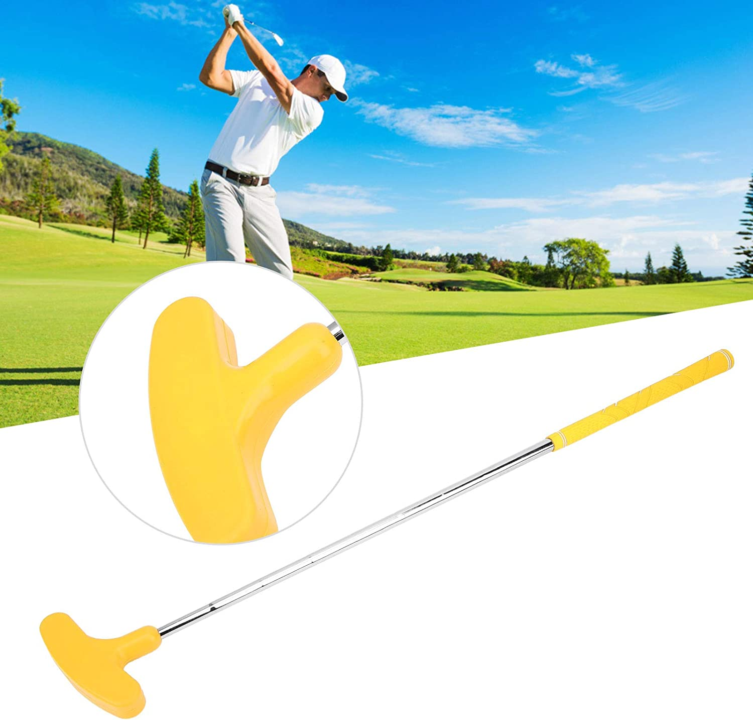 Indoor Two Way Golf Putter Kids Ranking integrated 1st place Mini P Junior Genuine Free Shipping