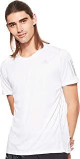 adidas Men's Adidas Own The Run T-Shirt, White