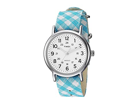 Timex , TURQUOISE/WHITE 2