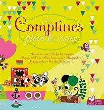 Comptines à écouter - coffret lampe et rondelles (Livres de contes) (French Edition)
