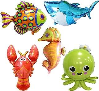 Under The Sea Animal Party Supplies Birthday Balloons Wedding Balloons Festival Balloons