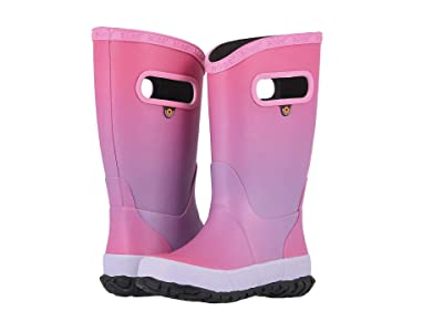 Bogs Kids Rain Boots Ombre (Toddler/Little Kid/Big Kid) (Pink Multi) Girls Shoes