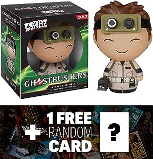 Ghostbusters Ray Stantz: Funko Dorbz x Vinyl Figure + 1 Free Classic Sci-fi & Horror Movies Trading Card Bundle (61586)