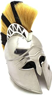 Best corinthian helmet with plume Reviews