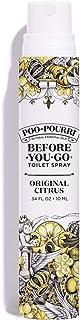سایز سفر اسپری توالت قبل از رفتن Poo-Pourri ، عطر مرکبات اصلی ، 10 میلی لیتر