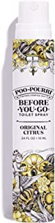 Poo-Pourri Before-You-Go Toilet Spray Travel Size, Original Citrus Scent, 10 ml