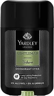 Yardley Gentleman Urbane Deodorant Stick - 50ml