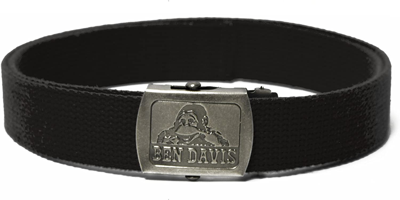 Ben Davis Cotton Belt Canvas Military 53