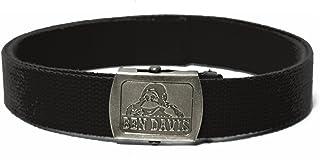 "Ben Davis Cotton Belt Canvas Military 53"" Long Web Belt"