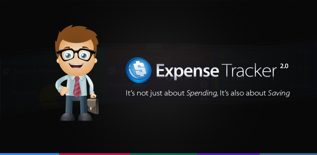 Expense Tracker 2.0 - Financial Assistant - Saving - Budgeting - Spending - Personal Financing
