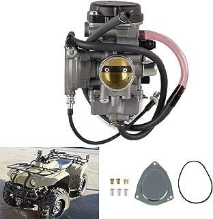 Tepeng Carburetor for 2000-2006 Yamaha Big Bear 400 Kodiak 400 YFM400/ 2006-2009 Yamaha Wolverine 350 YFM350X/ 2007-2010 Wolverine 450 YFM450FX 4x4/ 2007-2011 Grizzly 350/2007-2012 Grizzly 450