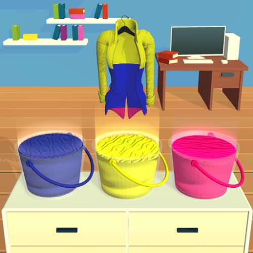 Tie Dye Expert - Dyeing Master - Cloth Dye Expert - Clothes Color Paint Genius