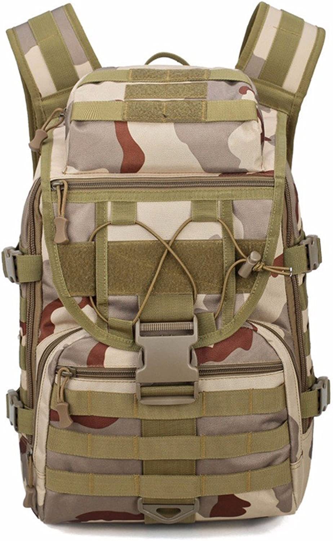 22L Backpack Men Training Camouflage Outdoor Backpack Hiking Backpack Waterproof