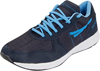 Sega Shoes Unisex Blue & Sky Blue Running Shoe (11)