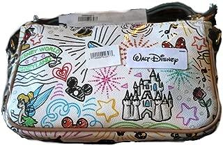 Dooney & Bourke Disney Sketch Pouchette