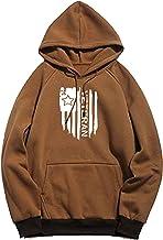 WearIndia Unisex Veteran Printed Cotton Hoodies Sweatshirt for Men and Women/Printed Red Hoodie/Graphic Printed Hoodie/Hoo...