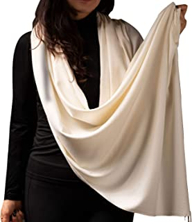 Large women Shawl Wrap Scarf soft Cashmere | Large Soft Oversized Blanket warm cashmere Shawl Wrap Scarf