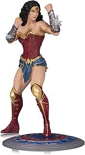 DC Core: Wonder Woman PVC Statue