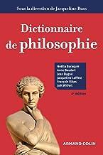 Livres Dictionnaire de philosophie - 4e éd. PDF