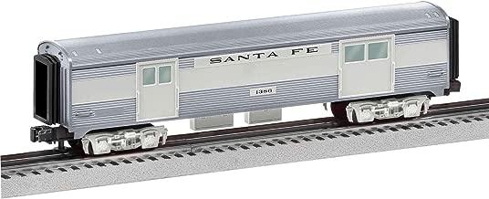 Lionel Santa Fe, Electric O Gauge Model Train Cars, Add-On Baggage