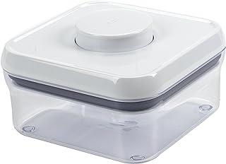 OXO 保存容器 ポップコンテナ旧タイプ ビックスクエア ミニ 0.8L 1193700