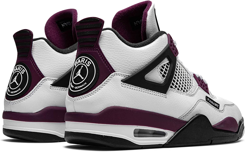 Amazon.com | Jordan Men's Shoes Nike 4 Retro PSG Paris Saint ...