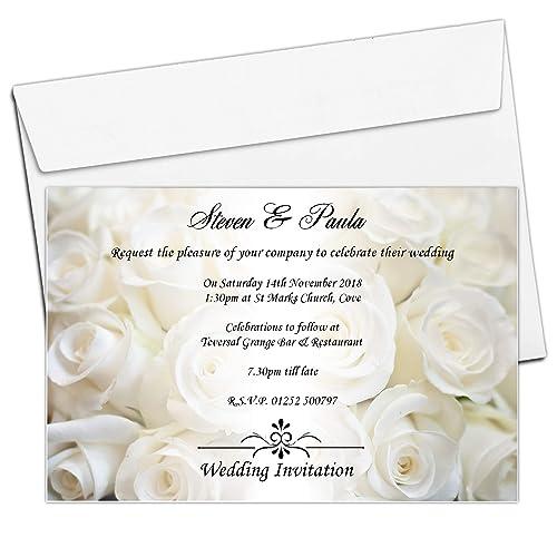 Cheap Wedding Invitations Amazon Co Uk