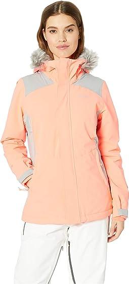 Neon Tangerine Pink