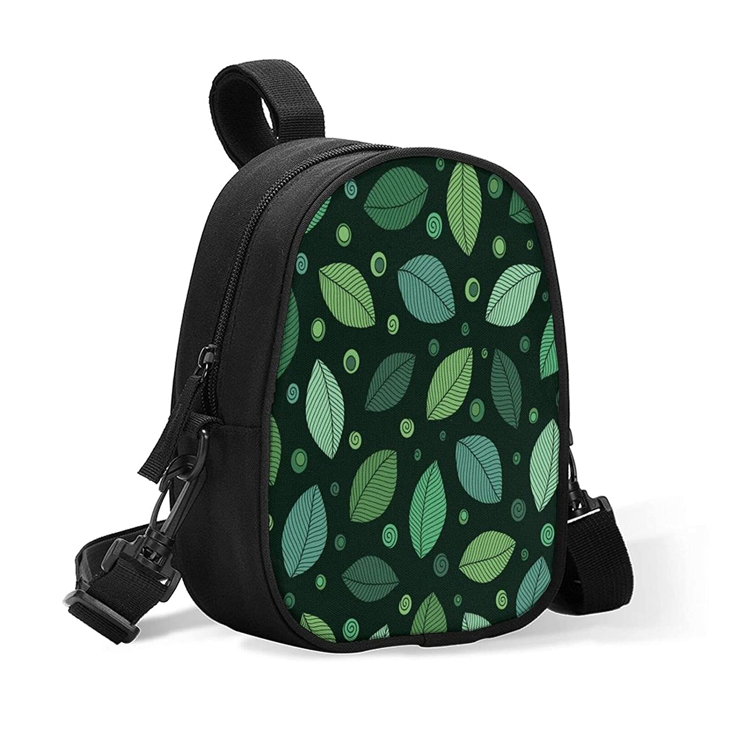 Beautiful Spring Leaves Insulated Baby Bottle Omaha Max 58% OFF Mall Bag Daycare Si for