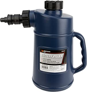 Performance Tool W54274 Battery Filler (2QT) With Auto Shut Off  ideal for RV Batteries, Golf Carts Batteries and more