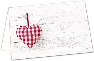 50pieza Blanco Rojo Cuadros Corazón Tarjetas De Mesa Tarjetas de tarjetas de carteles Asiento Espacio Nombre–con cualquier lápiz escribir–Comunión para bodas Navidad Cumpleaños Bautizo San Valentín Día de la Madre Día