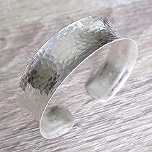 Best handmade silver cuff bracelet Reviews