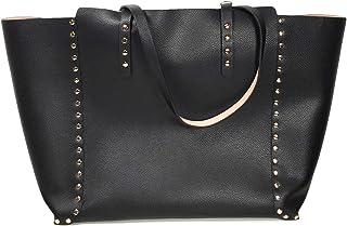 Zara Women Reversible studded tote bag 6004/304
