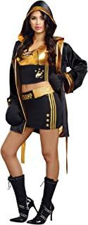 Dreamgirl Women's World Champion Costume