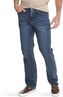 Wrangler mens Classic Five-Pocket Regular Fit Straight Leg Jean jeans