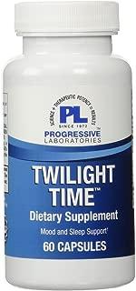 Progressive Labs - Twilight Time 60 caps [Health and Beauty] [Health and Beauty]