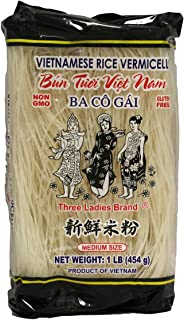 three ladies rice noodles
