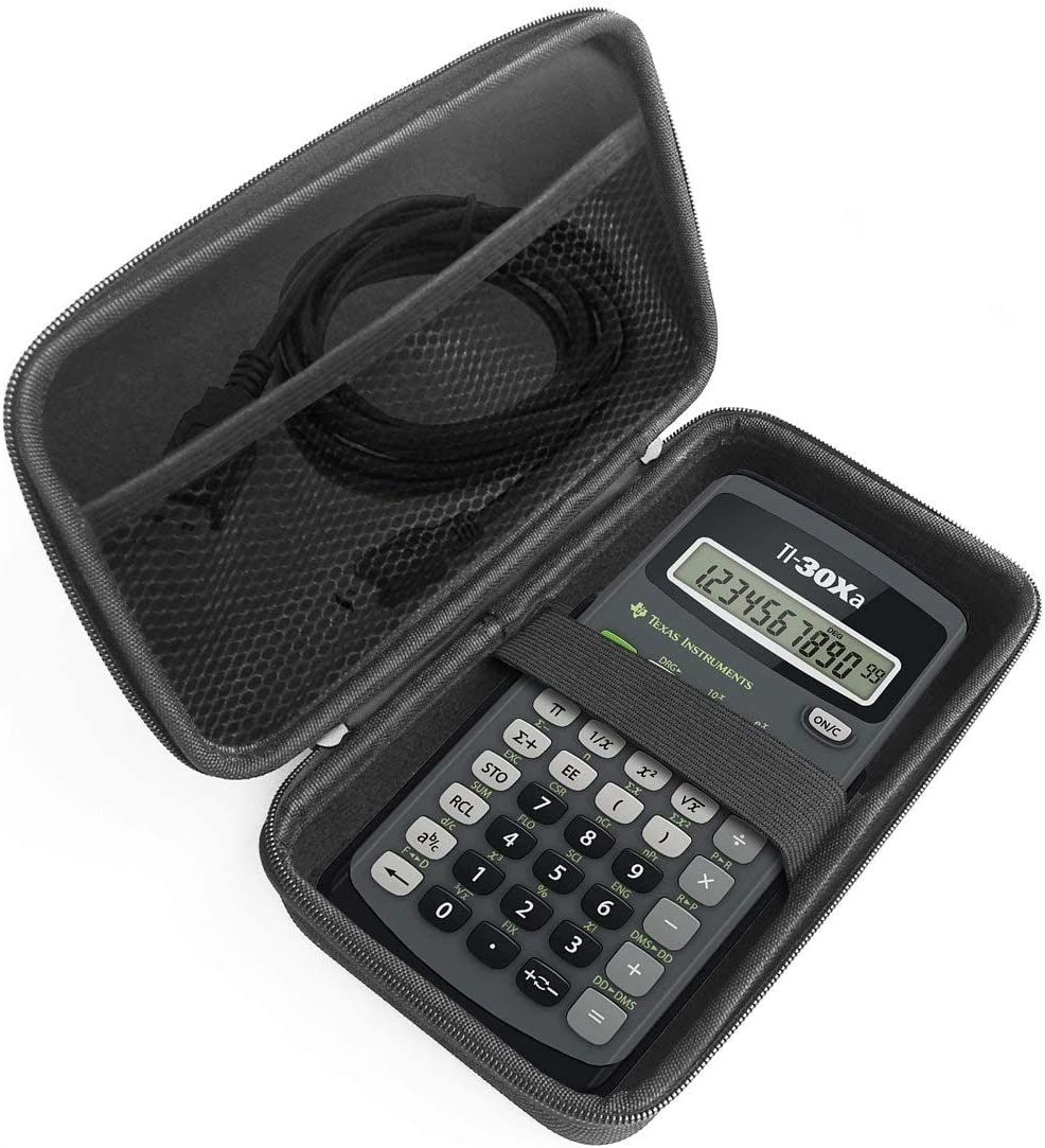 trust FitSand Hard Case Compatible for Scien Texas Store Instruments TI-30Xa
