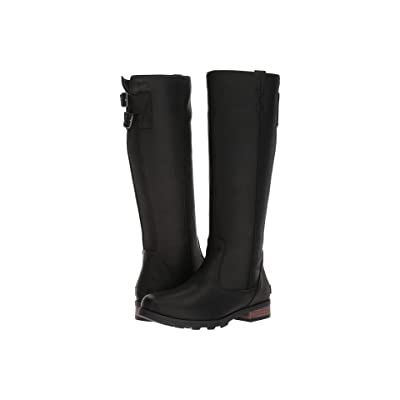 SOREL Emelie Tall Premium (Black) Women