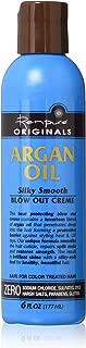 Renpure Originals Argan Oil Silky Smooth Blow Out Creme -- 6 fl oz
