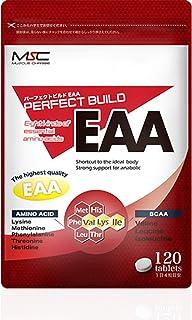 日本市場で強力 パーフェクトビルドEAAロイシン強化EAAサプリメント3000mg + HMB + EMR ..
